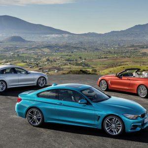 BMW 4 Series 2018 exterior