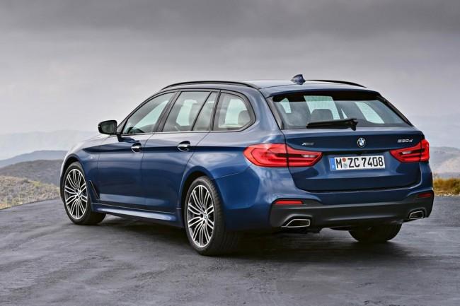 BMW 5 Touring