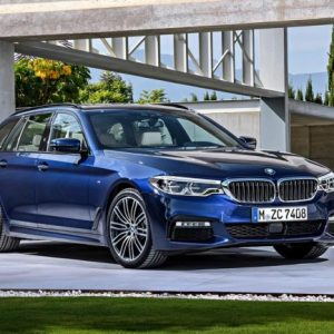 BMW5 Series Touring