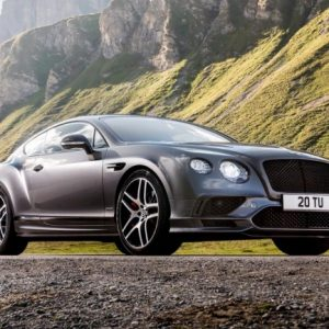 Bentley Continental Supersports II exterior