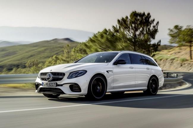 Mercedes AMG E 63 Estate 2018