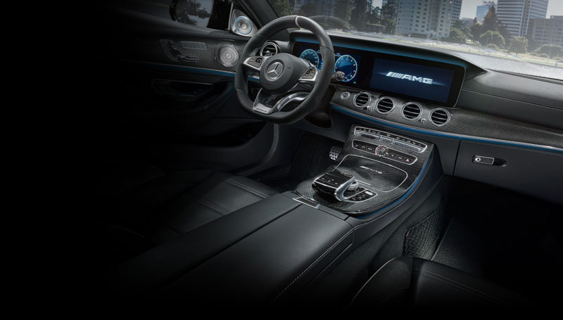 Mercedes E63 AMG Estate