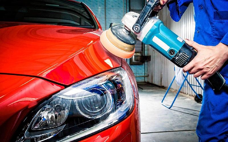 Как убрать царапины на машине своими руками